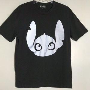 HONG KONG DISNEYLAND T-Shirt Lilo & Stitch Size L